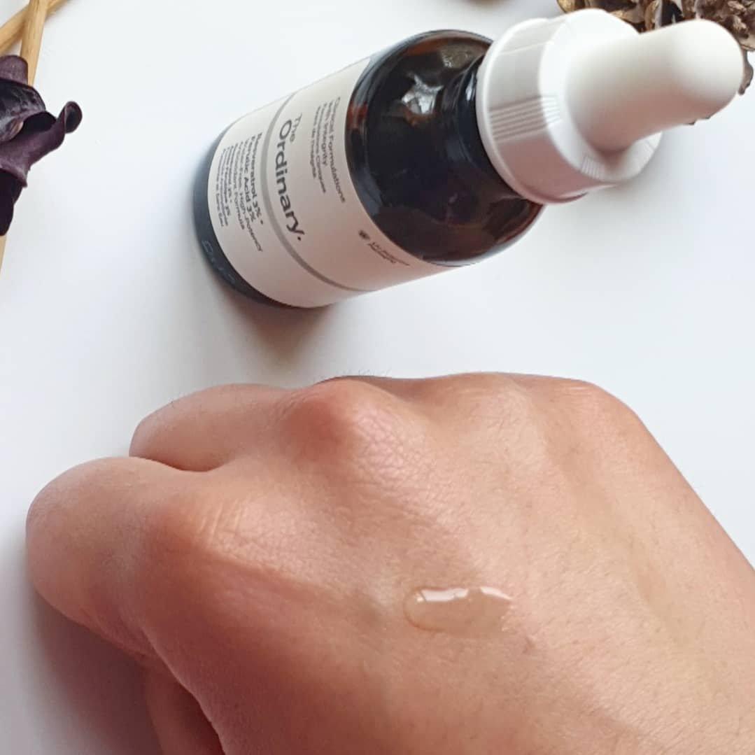 Review The Ordinary Resveratrol 3 Ferulic Acid 3 My Skincare Regime